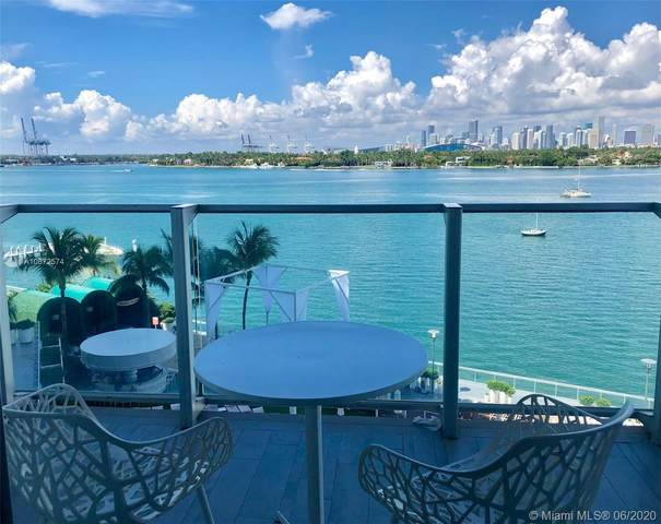 1100 West Ave #914, Miami Beach, FL 33139 (MLS #A10872574) :: Berkshire Hathaway HomeServices EWM Realty