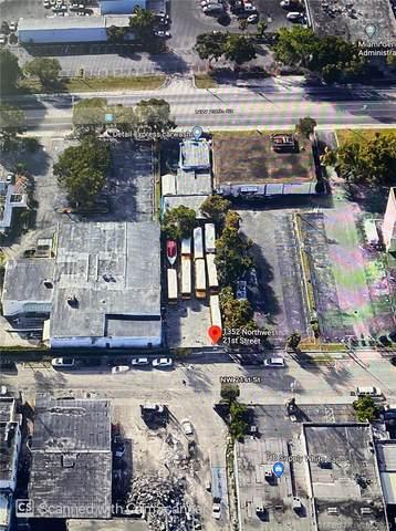 1352 NW 21st St, Miami, FL 33142 (#A10872728) :: Posh Properties