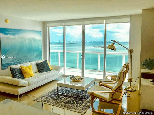 1800 N Bayshore Dr #1807, Miami, FL 33132 (MLS #A10872846) :: Carole Smith Real Estate Team