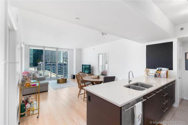 500 Brickell Ave #1705, Miami, FL 33131 (MLS #A10872903) :: Berkshire Hathaway HomeServices EWM Realty