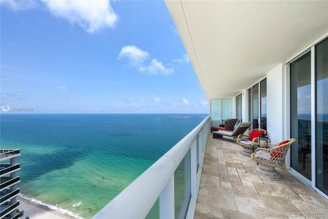 1830 S Ocean Dr #4808, Hallandale Beach, FL 33009 (MLS #A10873053) :: The Pearl Realty Group