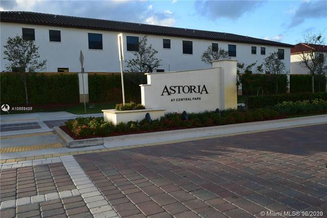 10392 NW 88th Ter #10392, Doral, FL 33178 (MLS #A10873126) :: Prestige Realty Group