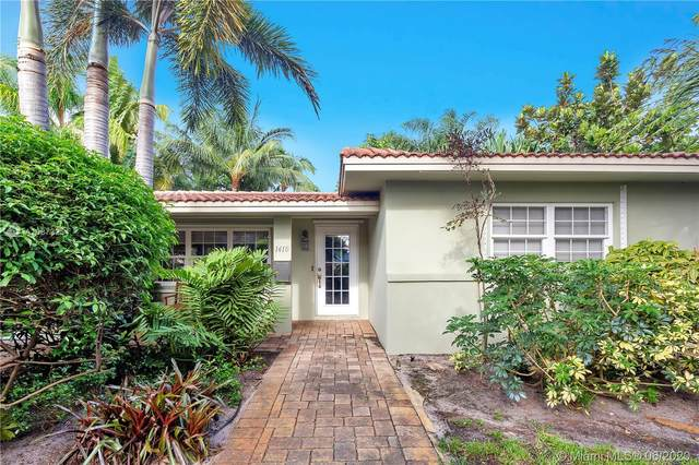 1410 NE 16th Ave, Fort Lauderdale, FL 33304 (MLS #A10873254) :: The Teri Arbogast Team at Keller Williams Partners SW
