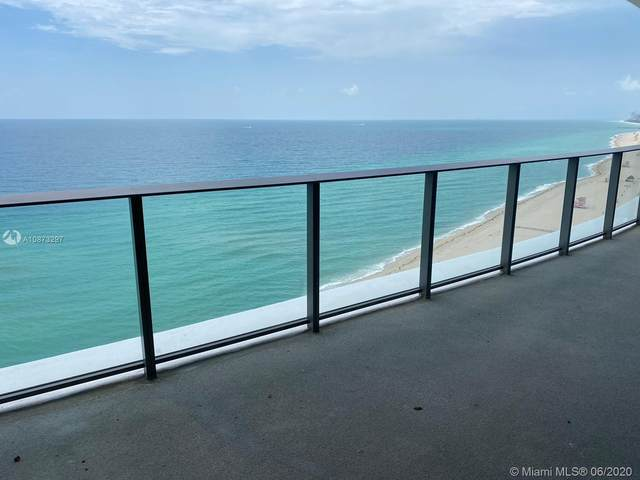 15701 Collins Ave #1203, Sunny Isles Beach, FL 33160 (MLS #A10873297) :: Podium Realty Group Inc