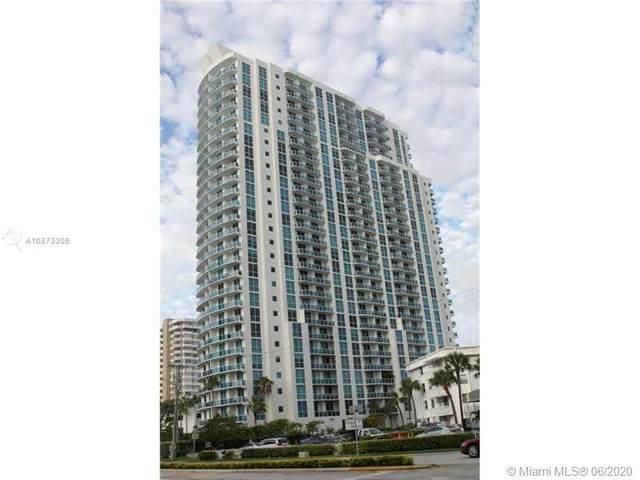 1945 S Ocean Dr (Best Views) #1901, Hallandale Beach, FL 33009 (MLS #A10873305) :: The Teri Arbogast Team at Keller Williams Partners SW