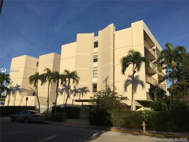 7601 E Byron Ave 4B, Miami Beach, FL 33141 (MLS #A10873407) :: Douglas Elliman