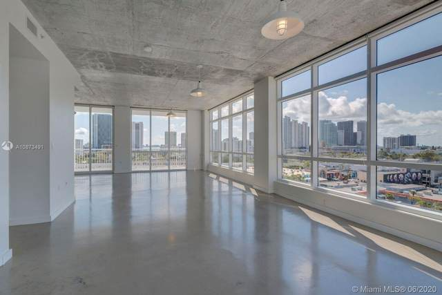 2700 N Miami Ave #901, Miami, FL 33127 (MLS #A10873491) :: Green Realty Properties