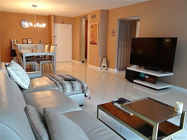 2030 S Ocean Dr #1204, Hallandale Beach, FL 33009 (MLS #A10873587) :: Castelli Real Estate Services