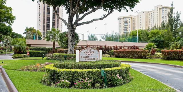1800 NE 114th St #905, Miami, FL 33181 (MLS #A10873704) :: Jo-Ann Forster Team