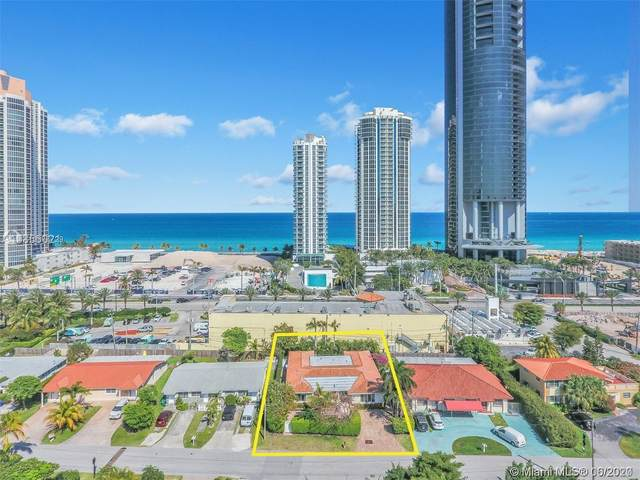 18625 Atlantic Blvd, Sunny Isles Beach, FL 33160 (MLS #A10873729) :: The Teri Arbogast Team at Keller Williams Partners SW