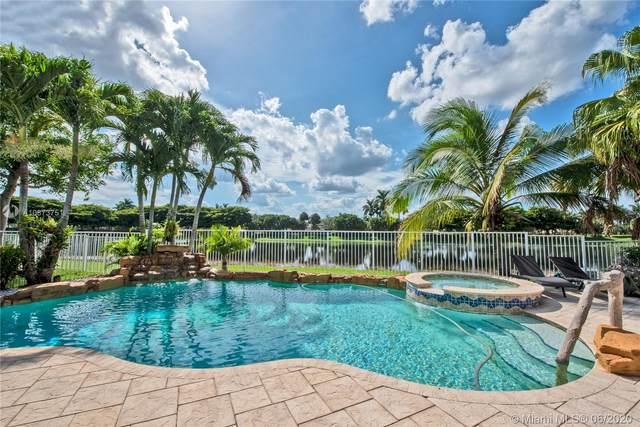 1060 Sunflower Cir, Weston, FL 33327 (MLS #A10873751) :: Green Realty Properties