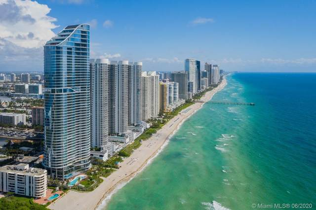 15701 Collins Avenue #701, Sunny Isles Beach, FL 33160 (MLS #A10873796) :: The Riley Smith Group