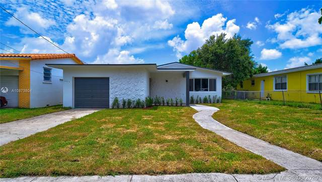 2512 NW 66th St, Miami, FL 33147 (MLS #A10873804) :: The Teri Arbogast Team at Keller Williams Partners SW