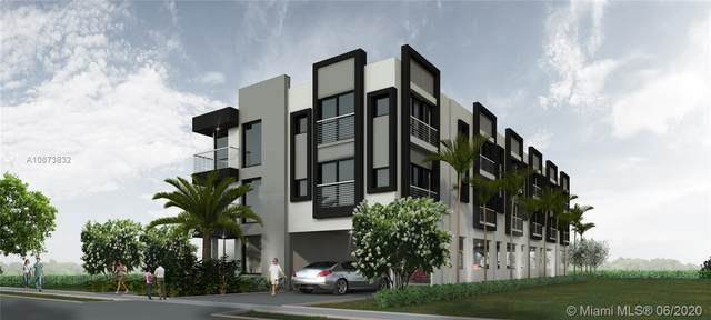 2239 Jackson St, Hollywood, FL 33020 (MLS #A10873832) :: Berkshire Hathaway HomeServices EWM Realty