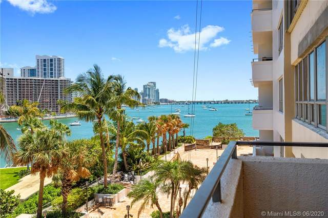 11 Island Ave #508, Miami Beach, FL 33139 (MLS #A10874001) :: The Pearl Realty Group
