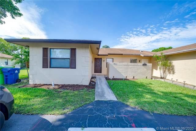 10937 NW 29th Pl #10937, Sunrise, FL 33322 (MLS #A10874015) :: Berkshire Hathaway HomeServices EWM Realty