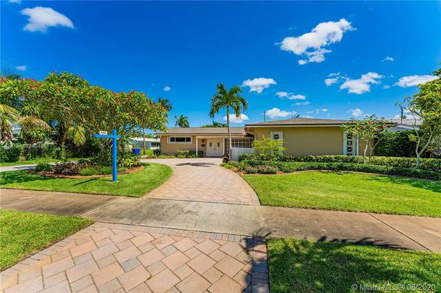 4620 Lincoln St, Hollywood, FL 33021 (MLS #A10874018) :: The Riley Smith Group