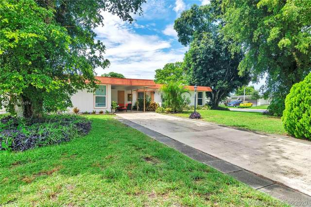 7301 NW 65th Street, Tamarac, FL 33321 (MLS #A10874074) :: Castelli Real Estate Services
