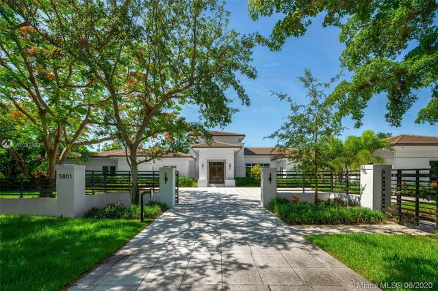 5801 SW 107th St, Pinecrest, FL 33156 (MLS #A10874081) :: The Rose Harris Group