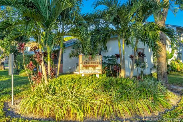 7221 W Sunrise Blvd 7221A, Plantation, FL 33313 (MLS #A10874082) :: Berkshire Hathaway HomeServices EWM Realty