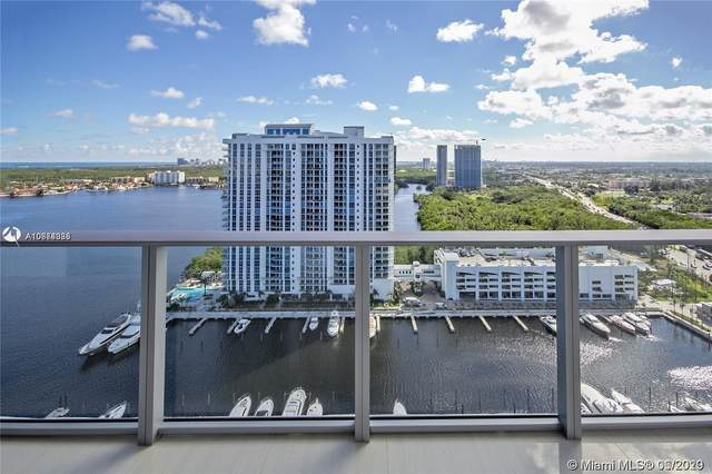 17301 Biscayne Blvd #2301, North Miami Beach, FL 33160 (MLS #A10874085) :: The Riley Smith Group