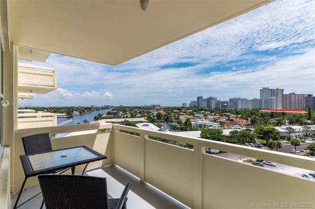 3200 NE 36th St #911, Fort Lauderdale, FL 33308 (MLS #A10874225) :: Green Realty Properties