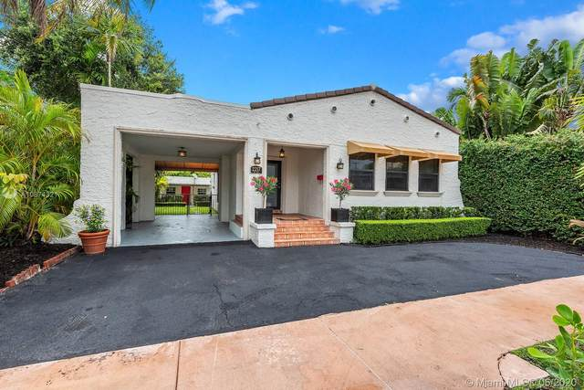 2217 SW 57th Ave, Coral Gables, FL 33155 (MLS #A10874321) :: The Jack Coden Group