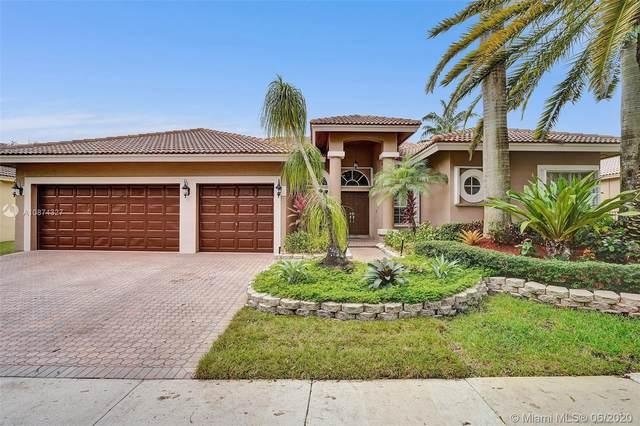 3725 Oak Ridge Ln, Weston, FL 33331 (MLS #A10874327) :: Berkshire Hathaway HomeServices EWM Realty