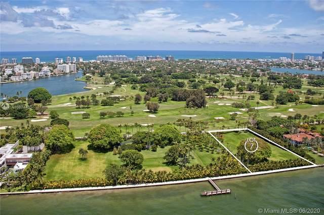7 Indian Creek Island Rd, Indian Creek, FL 33154 (MLS #A10874430) :: The Rose Harris Group