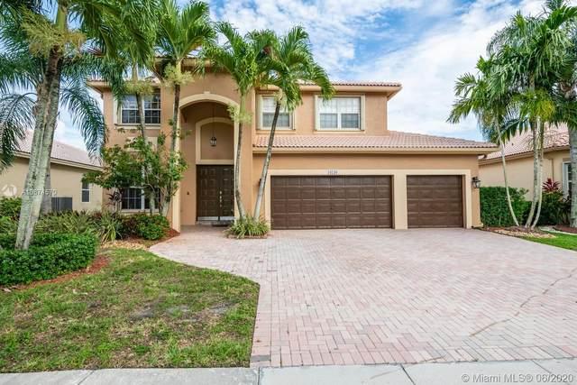 16730 NW 15th St, Pembroke Pines, FL 33028 (MLS #A10874570) :: Green Realty Properties