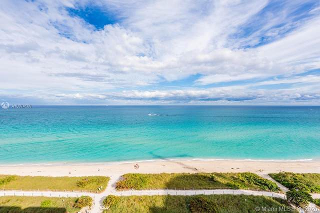 8777 Collins Ave Ph-A, Surfside, FL 33154 (MLS #A10874583) :: Ray De Leon with One Sotheby's International Realty
