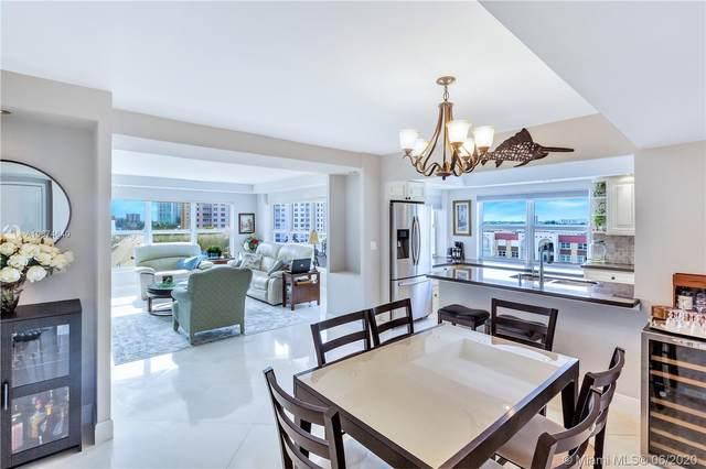 405 N Ocean Blvd #630, Pompano Beach, FL 33062 (MLS #A10874640) :: Ray De Leon with One Sotheby's International Realty