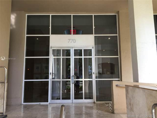 770 Claughton Island Dr #603, Miami, FL 33131 (MLS #A10874723) :: Berkshire Hathaway HomeServices EWM Realty