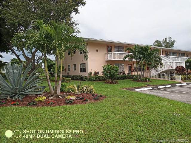 15 Harwood A #15, Deerfield Beach, FL 33442 (MLS #A10874948) :: Ray De Leon with One Sotheby's International Realty