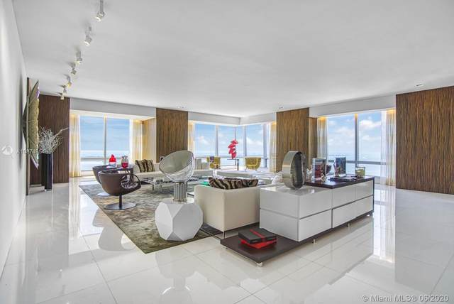 1425 Brickell Ave 52EF, Miami, FL 33131 (MLS #A10874954) :: Patty Accorto Team