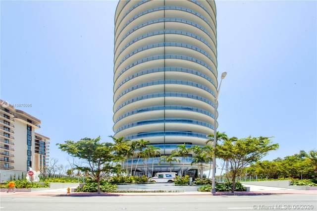 8701 Collins Av #604, Miami Beach, FL 33154 (MLS #A10875095) :: Dalton Wade Real Estate Group
