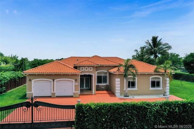 15490 SW 230th St, Miami, FL 33170 (MLS #A10875447) :: Prestige Realty Group