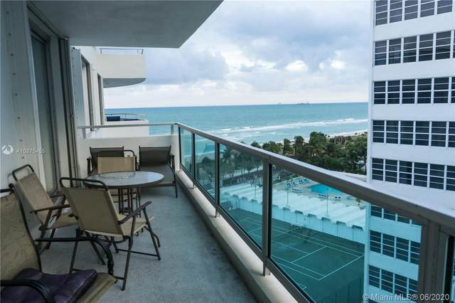 5151 Collins Ave #930, Miami Beach, FL 33140 (MLS #A10875455) :: The Teri Arbogast Team at Keller Williams Partners SW