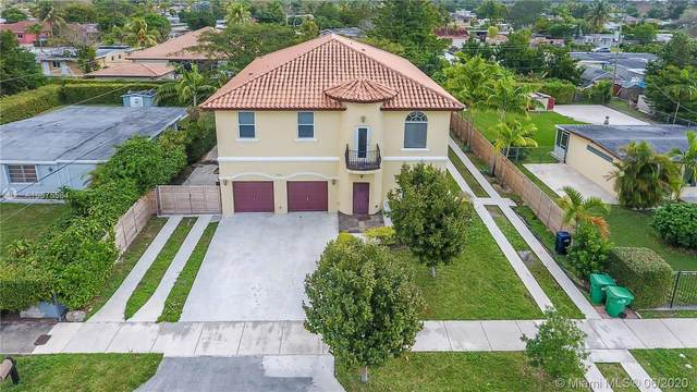 4621 SW 100th Ave, Miami, FL 33165 (MLS #A10875584) :: The Teri Arbogast Team at Keller Williams Partners SW