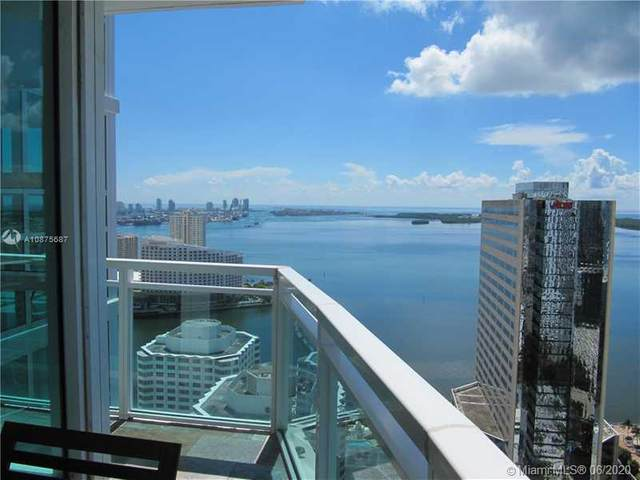 951 Brickell Ave #3610, Miami, FL 33131 (MLS #A10875687) :: The Pearl Realty Group