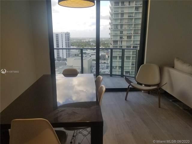 121 NE 34th St #1915, Miami, FL 33137 (MLS #A10875692) :: Grove Properties