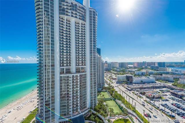 18201 Collins Ave #3405, Sunny Isles Beach, FL 33160 (MLS #A10875743) :: The Riley Smith Group