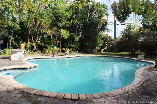 2109 N 48th Ave, Hollywood, FL 33021 (MLS #A10875801) :: Green Realty Properties