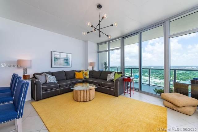 3301 NE 1st Ave H2809, Miami, FL 33137 (MLS #A10875835) :: Grove Properties