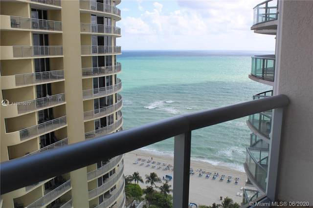 17315 Collins Ave #1807, Sunny Isles Beach, FL 33160 (MLS #A10875977) :: The Teri Arbogast Team at Keller Williams Partners SW