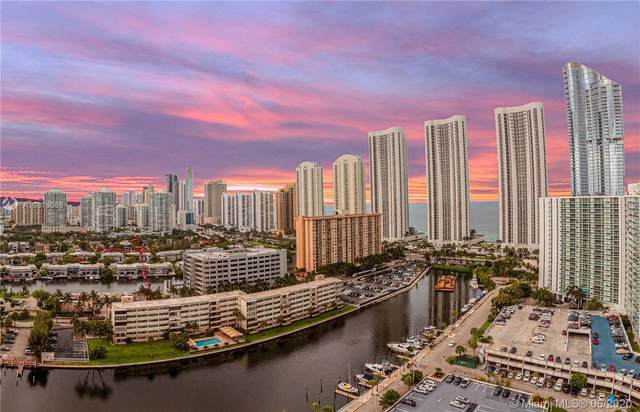 300 Bayview Dr Ph09, Sunny Isles Beach, FL 33160 (MLS #A10876068) :: Green Realty Properties