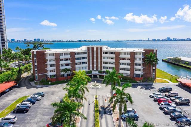 1700 NE 105th St #203, Miami Shores, FL 33138 (MLS #A10876291) :: The Jack Coden Group