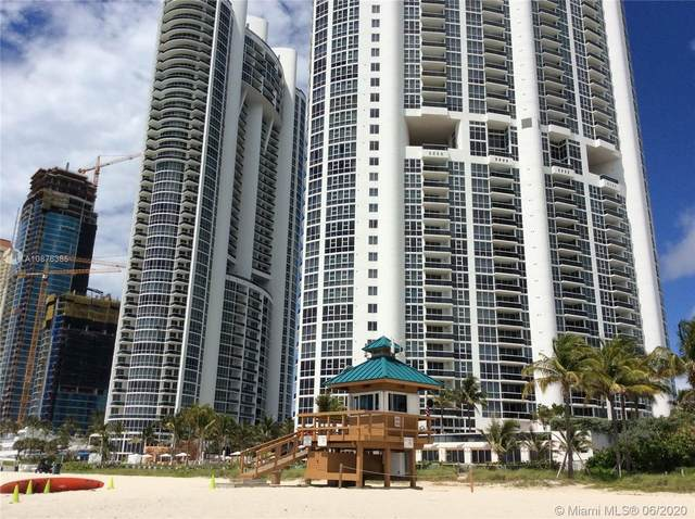 18201 Collins Ave #1009, Sunny Isles Beach, FL 33160 (MLS #A10876385) :: The Riley Smith Group