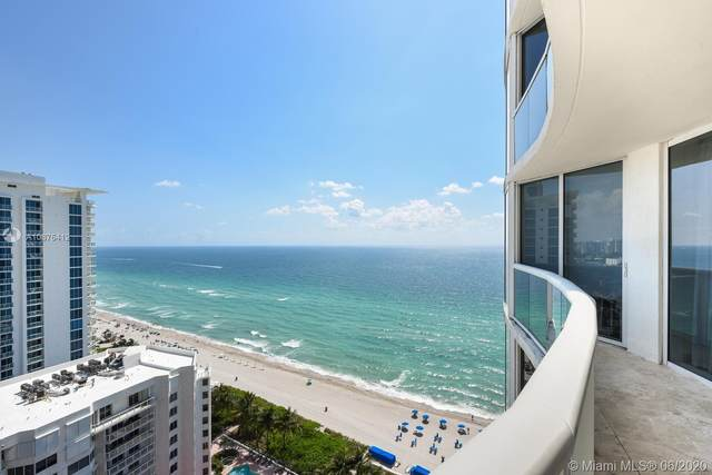 17201 Collins Ave #2102, Sunny Isles Beach, FL 33160 (#A10876412) :: Real Estate Authority