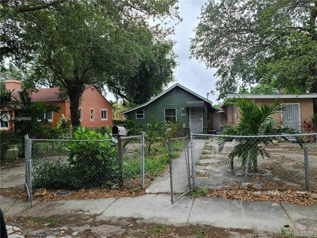 8351 NW 15th Ave, Miami, FL 33147 (MLS #A10876580) :: The Teri Arbogast Team at Keller Williams Partners SW